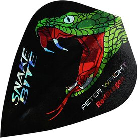 Red Dragon Peter Wright Flight Holographic Dart Flight