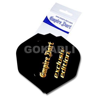 Empire® Dart Flight-Set Polyester Exclusiv Edition extra strong