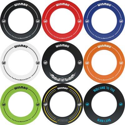 Winmau Dartboard Surrounds in verschiedenen Farben und Designs, 36,90
