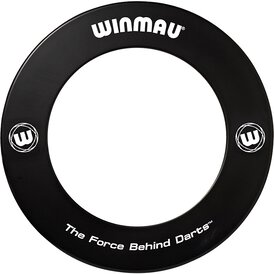 Winmau Dartboard Surround / Dart Catchring Schwarz