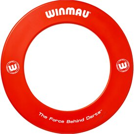 Winmau Dartboard Surround / Dart Catchring Rot