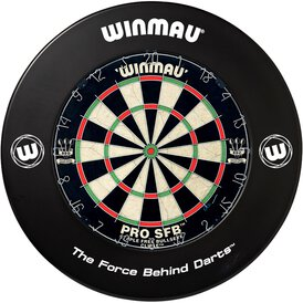 Winmau PRO SFB Bristle Dart Board - Trainingsboard...