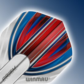 Winmau Prism ALPHA Dart Flight Design 14