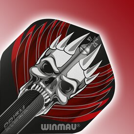 Winmau Prism ALPHA Dart Flight Design 23