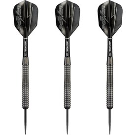 Target Phil Taylor Power 8Zero Black Titanium Steel Dart...