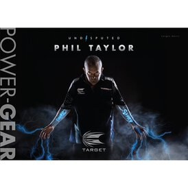 Target Dart Katalog Prospekt - UNDISPUTED Phil Taylor