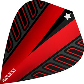 Target Voltage Vision Ultra Dart Flight Kite Rot Neu 2018