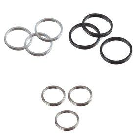 Target Pro Grip Shaft Ring Schwarz oder Silber & Titanium...