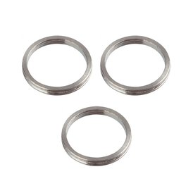 Target Pro Grip Shaft Ring Titanium Shaft Ringe