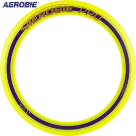 Aerobie PRO Wurfring Flying Ring 32 cm Gelb