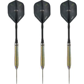 one80 Steel Darts Deta Hedman Revolution R2 VHD Steeltip...