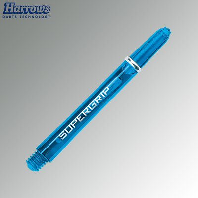Harrows Supergrip Shaft mit Ring M Mittel Aqua
