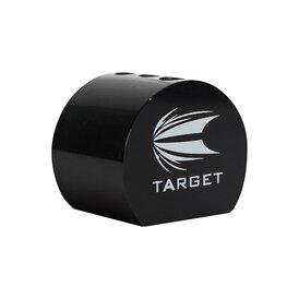 Target Dartständer Acryl Schwarz mit Target Logo Display...