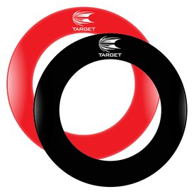 Target Pro Tour Dartboard Surround / Dart Catchring in...