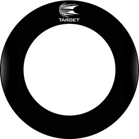 Target Pro Tour Dartboard Surround / Dart Catchring Schwarz