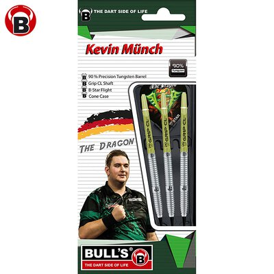 BULLS Champions Kevin Münch Soft Dart Softtip Generation 2 18g
