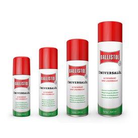 Ballistol Ölspray Spraydose in verschiedenen Größen