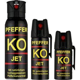 Pfeffer-KO JET Mit 11 % OC und über 2,5 Mio SHU?s...