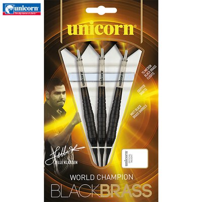 Unicorn Jelle Klaasen Black Brass Soft Dart Softdart 2018 / 2019