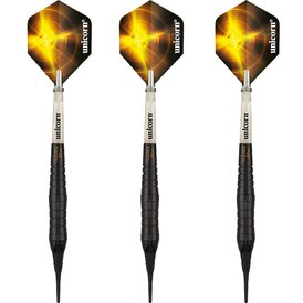 Unicorn Jelle Klaasen Black Brass Soft Dart Softdart 2018...