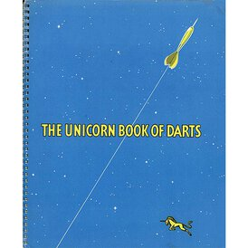 unicorn Book of Darts Haupt- Katalog 1959