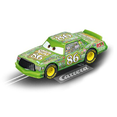 Carrera GO!!! / GO!!! Plus / Ersatzteilset Disney Pixar Cars Chick Hicks 64106