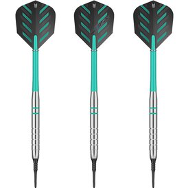 Target Soft Darts Rob Cross Silver Voltage 2018 Softtip...