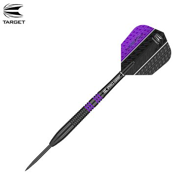 Target Steel Darts Vapor8 Black Purple 2018 Steeltip Darts Steeldart 21 g