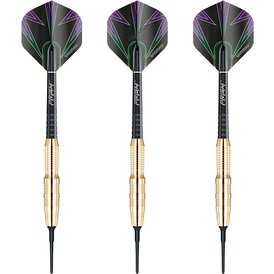 Winmau Soft Darts Simon Whitlock Brass Messing Softtip...