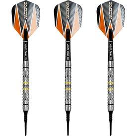 Target Soft Darts Adrian Lewis Jackpot 80% Tungsten...