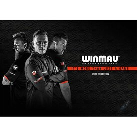 WINMAU 2019 Collection Launch Dart Hauptkatalog 2019