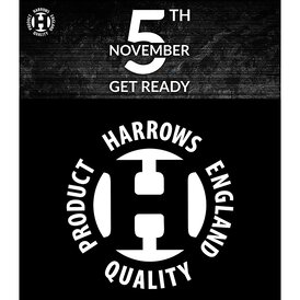Harrows 2019 Product Launch Dart Hauptkatalog 2019