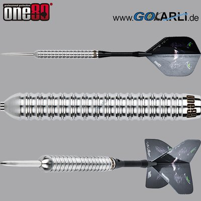 one80 Steel Darts Deta Hedman HD Steeltip Dart Steeldart 22 g