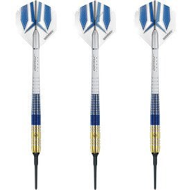Winmau Soft Darts Steve Beaton 90% Tungsten Softtip Dart...
