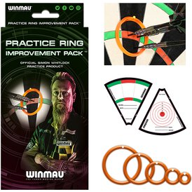 Winmau Simon Whitlocks Practice Ring Improvement Pack...