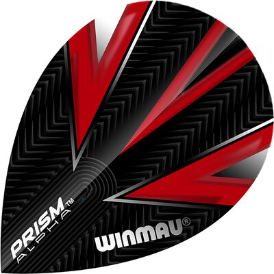 Winmau Prism ALPHA Dart Flight Generation 2 2019 Design 17