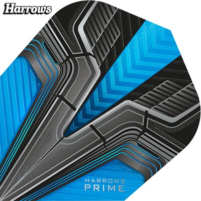 Harrows Prime Dart Flight speziell laminiert in 6 verschiedenen Designs 2018