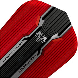 Harrows Prime Dart Flight speziell laminiert Dartserie...