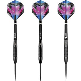 Red Dragon Steel Darts Peter Wright Snakebite 3 Black...