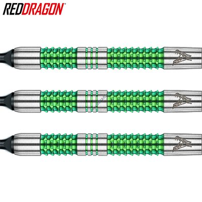 Red Dragon Soft Darts Peter Wright Snakebite Mamba Softtip Dart Softdart