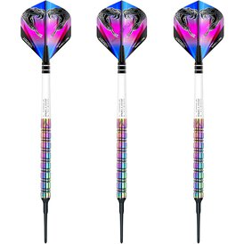 Red Dragon Soft Darts Peter Wright Snakebite 1 Softtip...