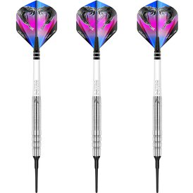 Red Dragon Soft Darts Peter Wright Snakebite PL15 Silver...