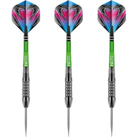 Red Dragon Steel Darts Peter Wright Snakebite Black...
