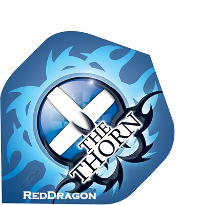 Red Dragon Robert Thornton Flights The Thorn Dart Flight