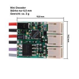 FT Slottechnik SCD2022 Miniatur Digitaldecoder kompatibel...