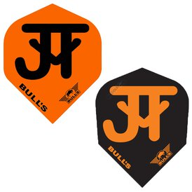 BULLS Powerflite Justin van Tergouw JvT Dart Flights...