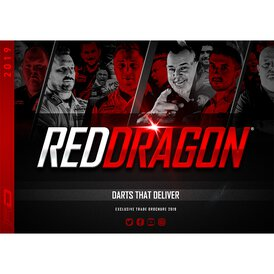 Red Dragon 2019 Product Launch RedDragon Dart Katalog 2019