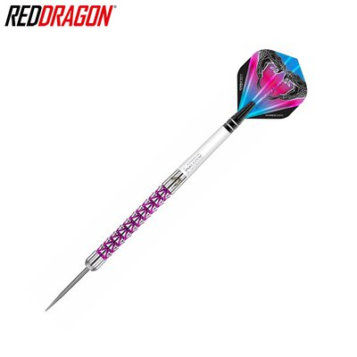 Red Dragon Steel Darts Peter Wright Snakebite Vyper Steeltip Dart Steeldart 22 g