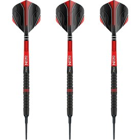Red Dragon Soft Darts Jamie Lewis Fireball 90% Tungsten...