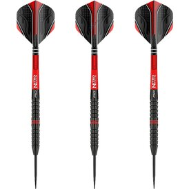 Red Dragon Steel Darts Jamie Lewis Fireball 90% Tungsten...